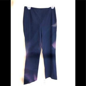RALPH LAUREN navy dress trousers